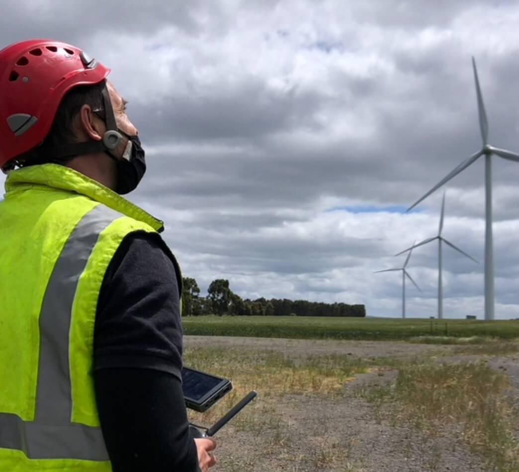 drone surveying Australia